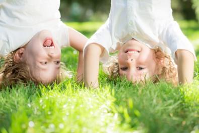 ROLLENLAND lachende Kinder