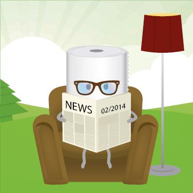 ROLLENLAND News Februar 2014