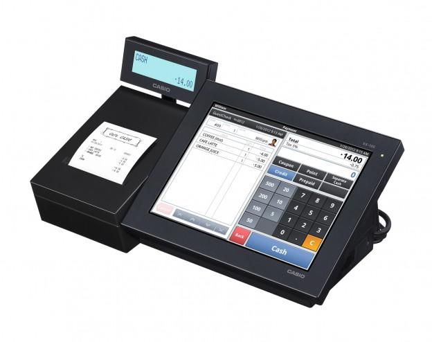 Casio Kassensystem mit Drucker