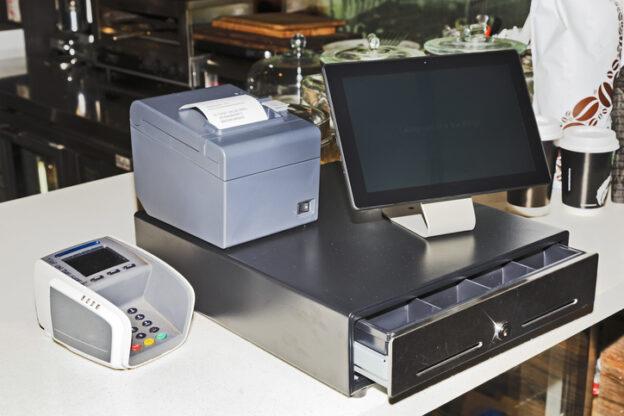 Kassensystem inklusive Bondrucker